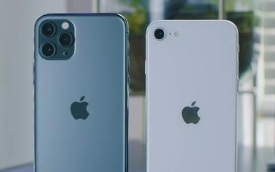 I nejlevnější iPhone dostal lepší procesor než nejdražší Android. Smutné, konstatují fanoušci konkurence