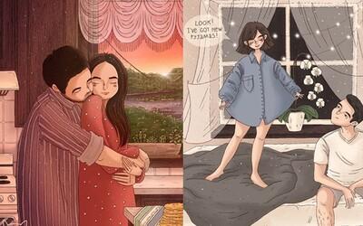 I ty nejobyčejnější momenty ve vztahu mohou být dokonalé. Stačí je prožívat se správným člověkem