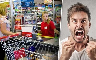 I ty si vždy v obchodě vybereš tu nejpomalejší pokladnu? Tady je 5 rad, jak se tomu vyhnout