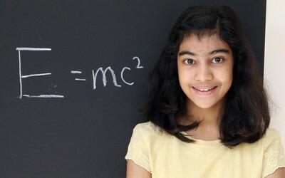 Iba 12-ročné dievčatko má IQ 162. Malá Lydia začala rozprávať ako polročná a najradšej číta knihy