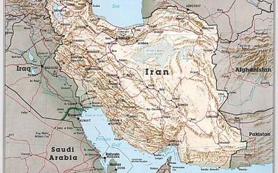 Iba 23 % Američanov dokázalo nájsť na mape Irán. Niektorí ukázali na štáty USA