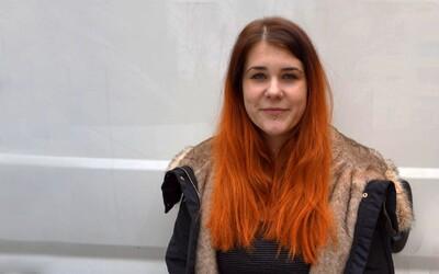 Iba 24-ročná Dominika pomáha užívateľom drog aj sexuálnym pracovníčkam z ulice (Rozhovor)