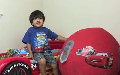 Iba 5-ročný chlapec získava na Youtube miliardy videní mesačne. Hrá sa s hračkami, zarába milióny a začínal pritom ako divák