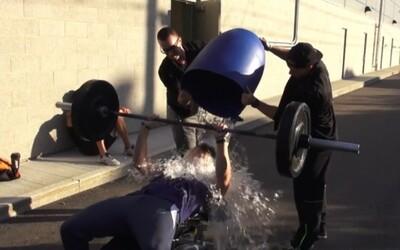 Ice Bucket Challenge ovládol aj svet kulturistov a fitnesákov!