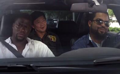 Ice Cube a Kevin Hart sú späť. Trailer pre Ride Along 2 sľubuje rovnakú zábavu, ako tomu bolo pri jednotke