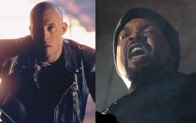 Ice Cube sa ako agent Darius Stone vracia do kolotoča xXx vo výbušnom videu z pokračovania známej adrenalínovej série