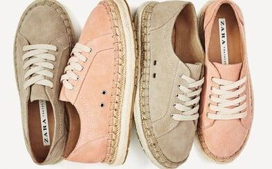 Ideálna obuv do letných horúčav? Doplň svoj šatník ikonickými espadrilkami