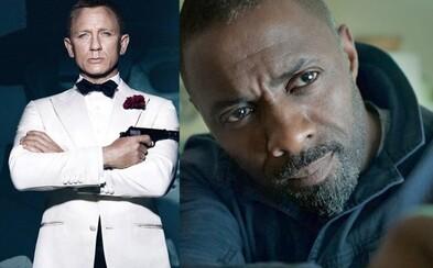 Idris Elba ako James Bond? Zdroje blízke štúdiu znova hovoria o hercovi ako o voľbe číslo jedna
