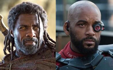 Idris Elba je Deadshot! V pokračování Suicide Squad nahradí Willa Smithe