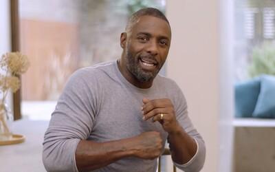 Idris Elba se stal nejvíc sexy mužem světa