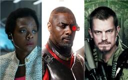 Idris Elba si v The Suicide Squad od Jamese Gunna nezahraje Deadshota. Návrat hlásí Amanda Waller i Rick Flag