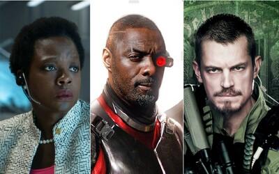 Idris Elba si v Suicide Squad od Jamesa Gunna nezahrá Deadshota. Návrat hlási Amanda Waller aj Rick Flag