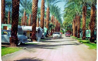 Idylický pohľad spred 50 rokov, keď o epické americké road tripy nebola núdza. Časy dávno minulé sa ti ukážu na rozmanitých fotografiách