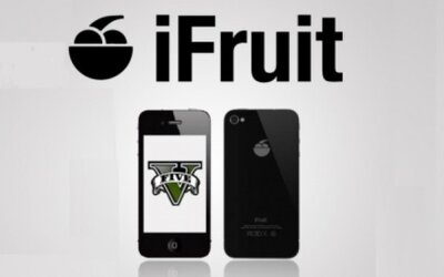 iFruit Phone z GTA 5 je tady