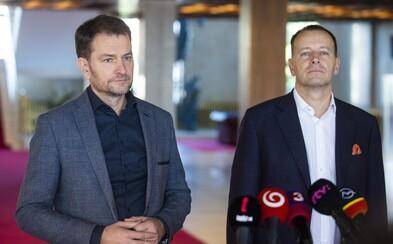 Igor Matovič a Boris Kollár po spoločnom stretnutí: Hľadáme si k sebe cestu