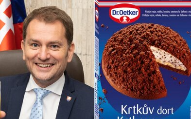 Igor Matovič: Aspoň Dr. Oetker nemá falošný titul, je to jediná istota