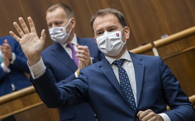 Igor Matovič bráni Borisa Kollára: Registrujem, že vyvodil zodpovednosť