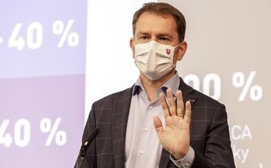 Igor Matovič: Chcem zmeniť zákon o protestoch, aby fašistická vymletá hlava nezablokovala diaľnicu