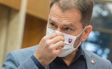 Igor Matovič: Máme dve možnosti, plošné testovanie alebo vianočný lockdown. Nebudem cikať proti pani prezidentke