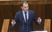 Igor Matovič navrhuje, aby deti po návrate do škôl nosili rúška. Minimálne prvé dva týždne