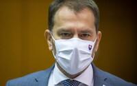 Igor Matovič: Policajti už nikoho nebudú napomínať, pokuty začnú padať hneď. Onedlho húfne pribudnú aj úmrtia