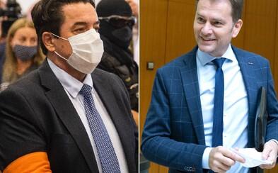 Igor Matovič považuje rozsudok pre Kočnera a Zsuzsovú za nespravodlivý: Je to šok, sklamanie a zhrozenie