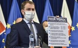 Igor Matovič predstavil opatrenia, ktoré pomáhajú zamestnancom a živnostníkom. Niektorí majú nárok na mesačný príspevok až 540 €