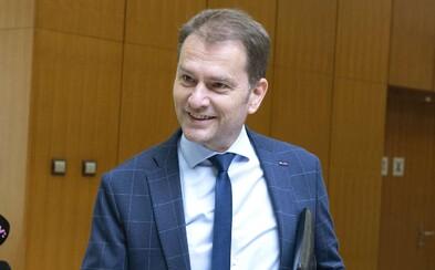 Igor Matovič prezradil, kedy Slovensko zavedie celoplošné opatrenia ako počas prvej vlny koronavírusu