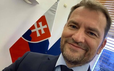 Igor Matovič prosí obyvateľov Slovenska, aby mu odpustili chyby. Skladbu od Karla Gotta im poslal na rozlúčku
