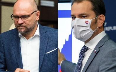 Igor Matovič: Richard Sulík klame, predvádza populizmus ako Kotleba