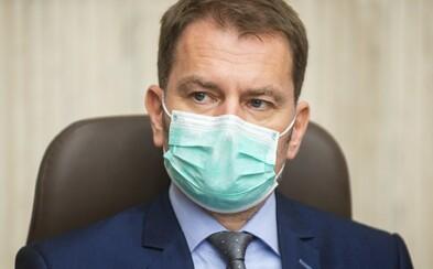 Igor Matovič šíri nepotvrdenú informáciu o opatrovateľoch z domova dôchodcov: Mohli zatajiť, že prišli z Talianska, tvrdí premiér