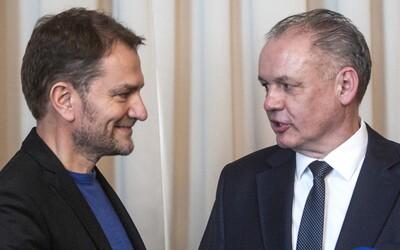 Igor Matovič: Verím, že Andrej Kiska nám pomôže vyčistiť Slovensko od mafiánov, všetci štyria sa stretneme ešte dnes