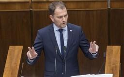 Igora Matoviča neodvolali, hlasovanie o nedôvere ustál a zostáva premiérom