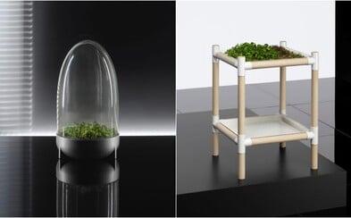 IKEA odhalila novú kolekciu vesmírneho nábytku vytvorenú v spolupráci s NASA. Inšpiroval ich urbanistický život v kozme