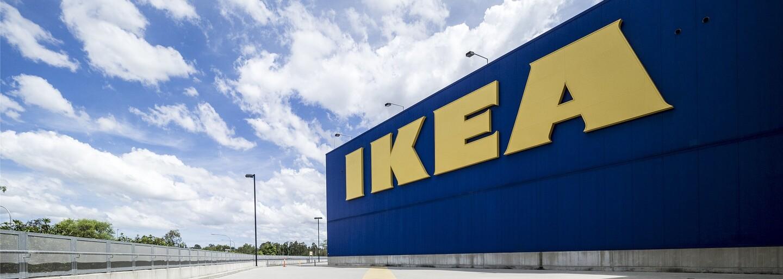 IKEA vtipně reaguje na Banksyho skartovaný obraz. Přidala se i Heureka