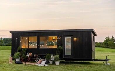 IKEA vyrobila miniaturní dům, který můžeš zaparkovat, kde tvé srdce zatouží. Cena i udržitelnost potěší zájemce