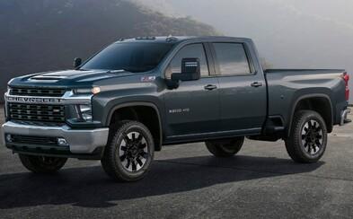 Ikona Američanů přichází s drsným vzhledem a naftovou V8 s 1 234 Nm