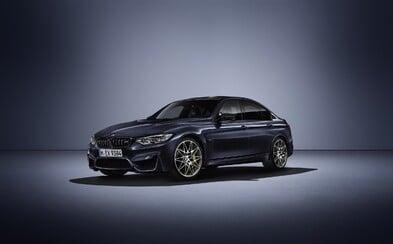 Ikonická M3-ka oslavuje tridsiatku, BMW si pripravilo 450-koňovú špecialitku 30 Jahre