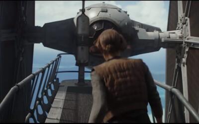 Ikonické dýchanie Dartha Vadera znie explozívnym trailerom pre Rogue One: A Star Wars Story