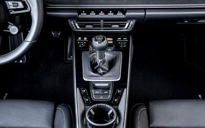 Ikonické Porsche 911 dostává 7stupňovou manuální převodovku