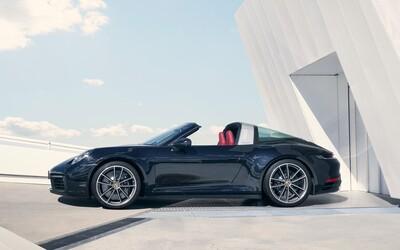 Ikonické Porsche 911 Targa s unikátnym systémom skladacej strechy žije ďalej. Toto je nová generácia