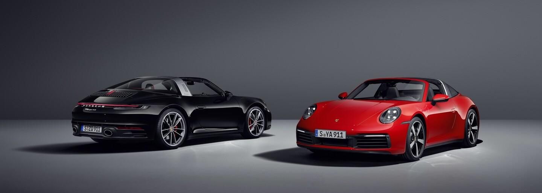 Ikonické Porsche 911 Targa s unikátním systémem skládací střechy žije dál. Toto je nová generace