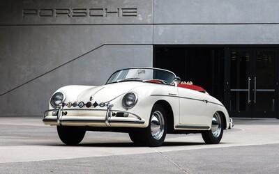 Ikonický kabriolet Porsche Super Speedster z roku 1956 si môžeš zadovážiť aj ty. Vzácne vozidlo sa čoskoro dostane do dražby