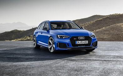 Ikonický kombík či superšport s revolučným pohonom. Audi predstavuje svoje nové želiezka v ohni