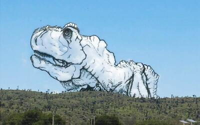 Ilustrátor sa riadne vyhral s vecami viditeľnými v oblakoch
