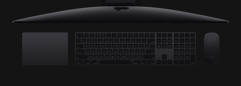 iMac Pro má 18jádrový procesor, 5K displej a nechutnou cenu. Hi-tech počítač potěší každého s vysokými nároky