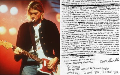 Imaginárnemu priateľovi zanechal list na rozlúčku. 20 zaujímavostí o Kurtovi Cobainovi, ktoré si (možno) nevedel