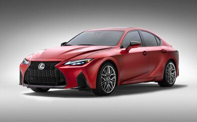 Imidžová pecka od Lexusu dostala 5-litrovú atmosféru. V Európe sa však predávať nebude