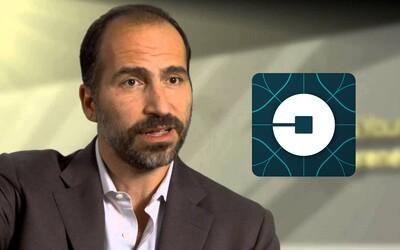 Imigrant, z ktorého je dnes šéf UBERu. Iránec Dara Khosrowšahi a jeho vzostup až na vrchol tech sféry