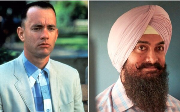 India natáča vlastnú verziu Forresta Gumpa. Takto bude vyzerať bollywoodsky Tom Hanks
